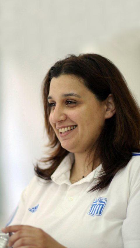 Η Μαρία Μοίρου εκλέχθηκε στο νέο Δ.Σ. της Ε.Φ.Ο.Επ.Α.